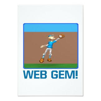 Web Gem Card