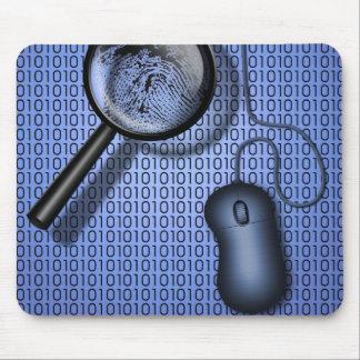 Web Identity Mouse Pad