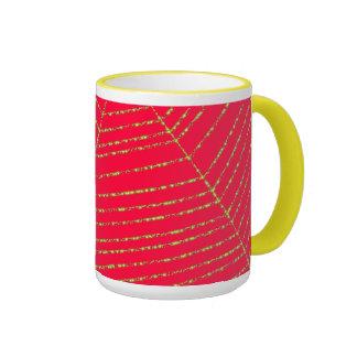 """Web"" Ringer Coffee Mug"