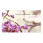 Web natural tarjetas de visita