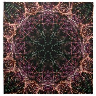 Web of Color Kaleidoscope American MoJo Napkins