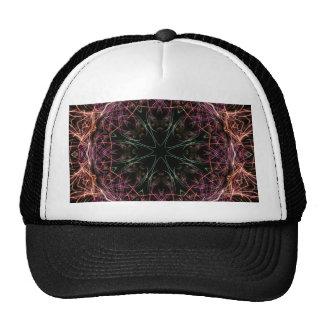 Web of Color Kaleidoscope Hat