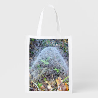 Web of Filmy Dome Spider Reusable Bag