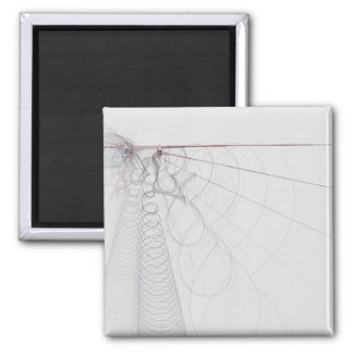 Web of Life 2 Inch Square Magnet