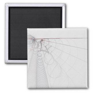 Web of Life Refrigerator Magnet