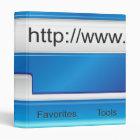 Web Page Browser Binder