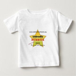 web radio Atlantis - promotion material Shirts