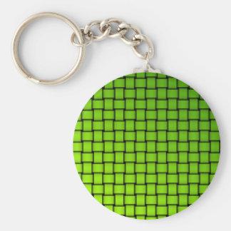 Web sample keychain