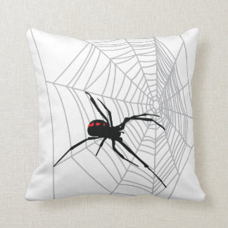 WEB & SPIDER ALMOHADA