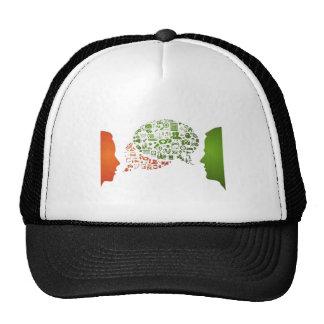 Web talk - Communication Trucker Hat