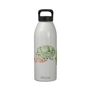 Web talk - Communication Water Bottle
