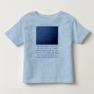 web toddler shirt