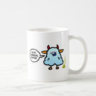 WEB Troll BABY Classic White Coffee Mug