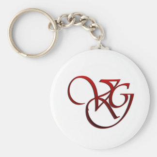 Web Valeria Gonzales Street Team Logo Keychain