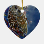 Web WardrobeFor Owl Parties Ornament