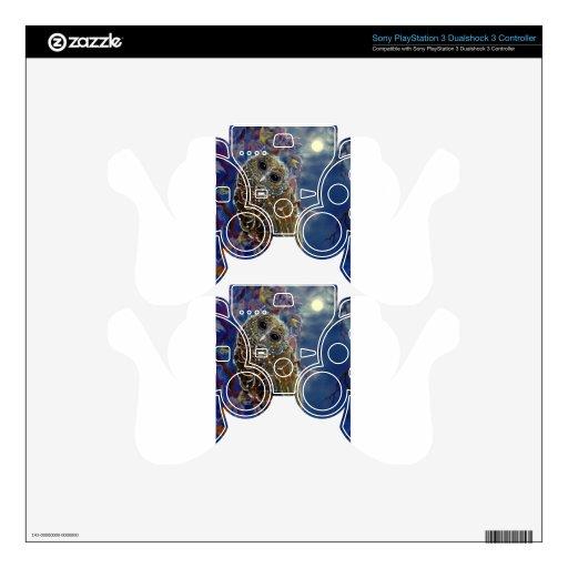 Web WardrobeFor Owl Parties PS3 Controller Skin