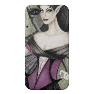 Web Witch iPhone4 Case