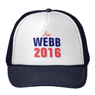 Webb 2016 gorras de camionero