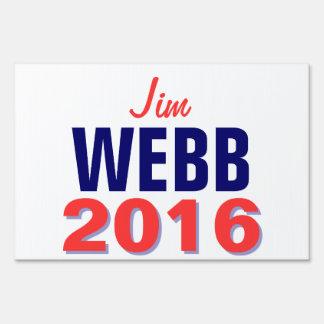 Webb 2016 señales