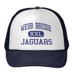 Webb Bridge Jaguars Middle Alpharetta Hats