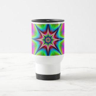 Webbed Star Travel Mug