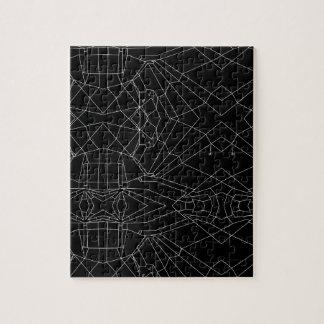 Webbed Unicorn V02 Jigsaw Puzzle
