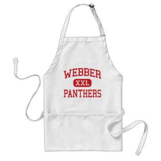 Webber - Panthers - Junior - Fort Collins Colorado Apron