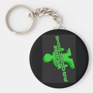 Webbie Productions Key Chain