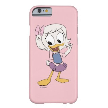 Webby Vanderquack Barely There iPhone 6 Case