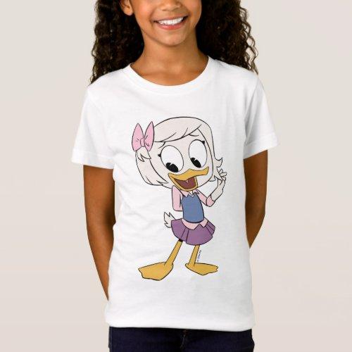 Webby Vanderquack T_Shirt