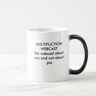 Webcast de MULTIFUCTION WEBCASTthe sobre usted y n Tazas De Café