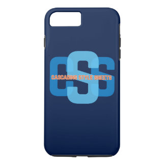 webdesign CSS iPhone 8 Plus/7 Plus Case