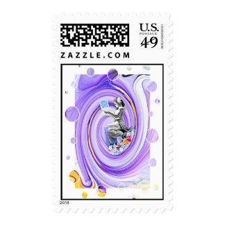 WebdreamssInArtbywebbie Stamp