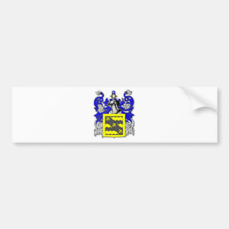 Weber Coat of Arms Bumper Sticker