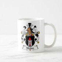 Weber Family Crest Mug