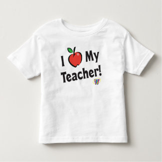 Webkinz: I Love My Teacher! T-shirt