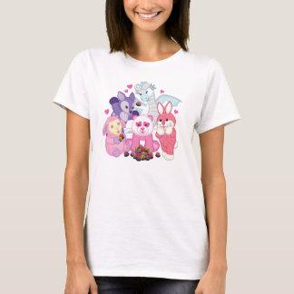 Webkinz Pets Love Valentine's Chocolates T-Shirt
