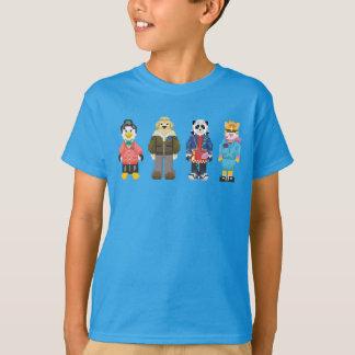 Webkinz Pixel Hosts T-Shirt