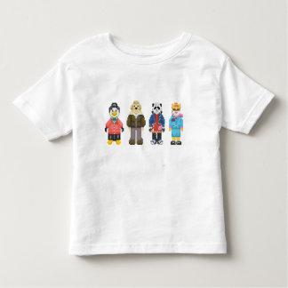 Webkinz Pixel Hosts Toddler T-shirt