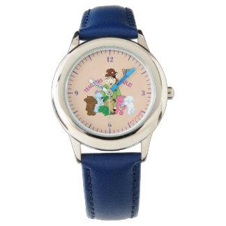 Webkinz: ¡Regla de los profesores! Relojes De Mano