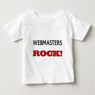 Webmasters Rock T Shirts