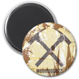 Webnuggetz Circle Logo Gifts Magnets