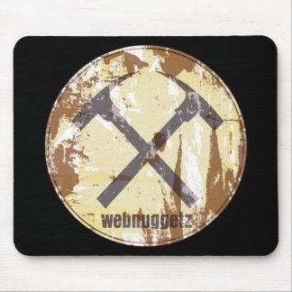 Webnuggetz Circle Logo Gifts Mouse Pad