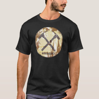 Webnuggetz Circle Logo Gifts T-Shirt
