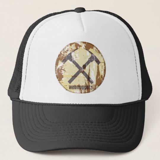 Webnuggetz Circle Logo Gifts Trucker Hat