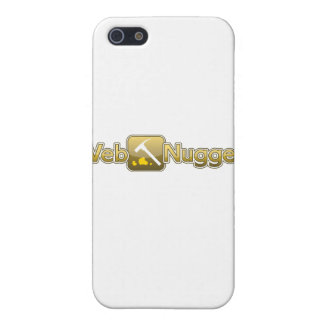 Webnuggetz Logo 1 Case For iPhone 5