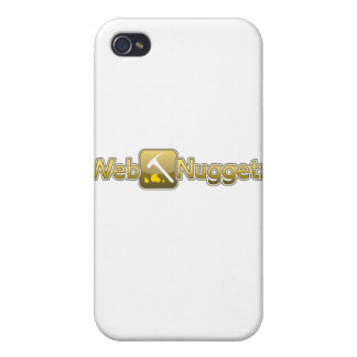 Webnuggetz Logo 1 iPhone 4 Cases