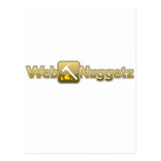 Webnuggetz Logo 1 Postcard