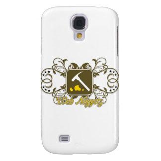 Webnuggetz Logo 3 Galaxy S4 Cases