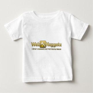 Webnuggetz logo baby T-Shirt